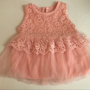 Other - Lace Dress Baby Girl